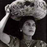 Tina Modotti, Woman of Tehuantepec, 1929