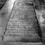 La tomba di Tina Modotti a Città del Messico