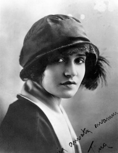 fotografia di Tina Modotti - 1920