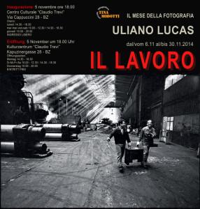 Il Lavoro - Uliano Lucas